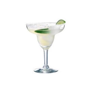 Verre à cocktail Margharita 27 cl (x6)