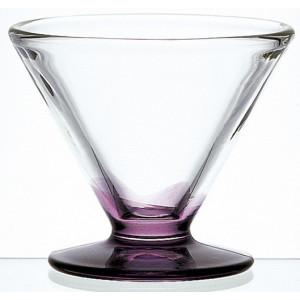 Coupe à glace 15 cl Véga Lilas (x 6)