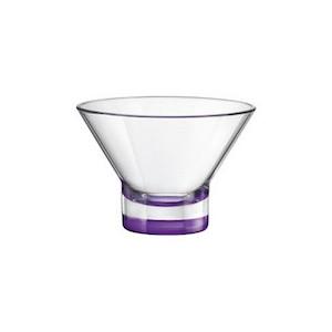 Coupe à glace 37,5 cl Ypsilon Violet (x 6)