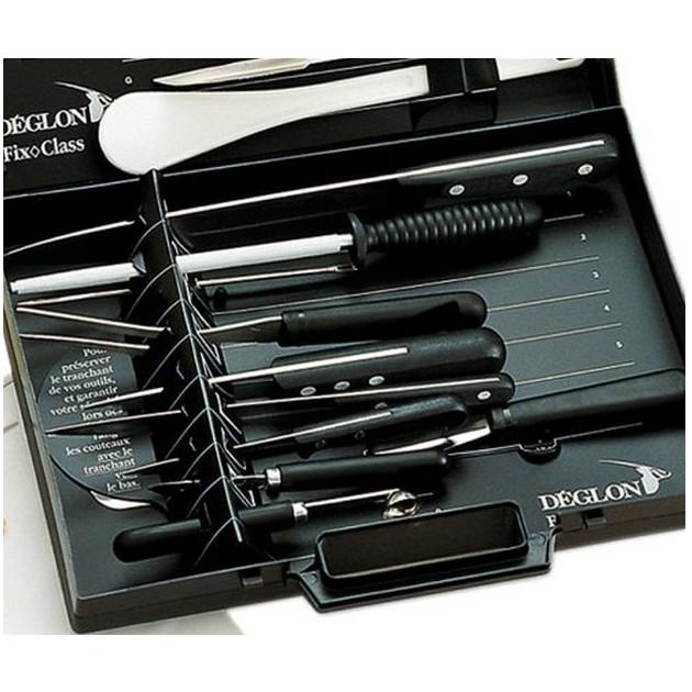Mallette a couteaux professionnel Fix-Class Deglon Vide