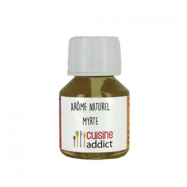Arôme Alimentaire Naturel Myrte 58ml Cuisineaddict