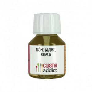 Arôme Alimentaire Naturel Oignon 58 ml Cuisineaddict