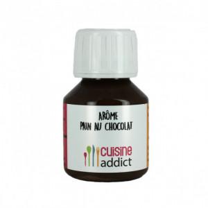 Arôme Alimentaire Pain au Chocolat 58ml Cuisineaddict