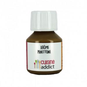 Arôme Alimentaire Panettone 58ml Cuisineaddict