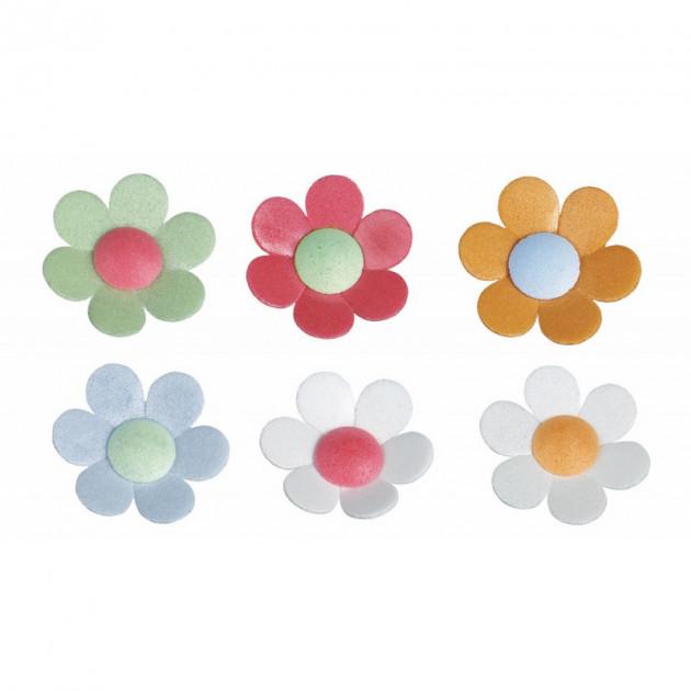 Fleurs d'Anemone x12 - en Azyme