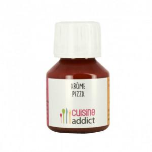 Arôme Alimentaire Pizza 58ml Cuisineaddict