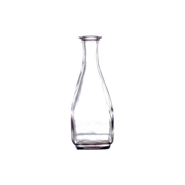 Carafe verre carrée 50 cl