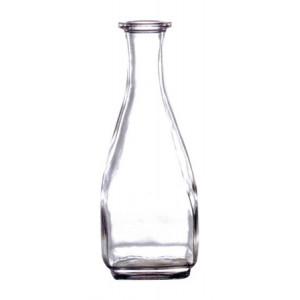 Carafe verre carrée 1 litre