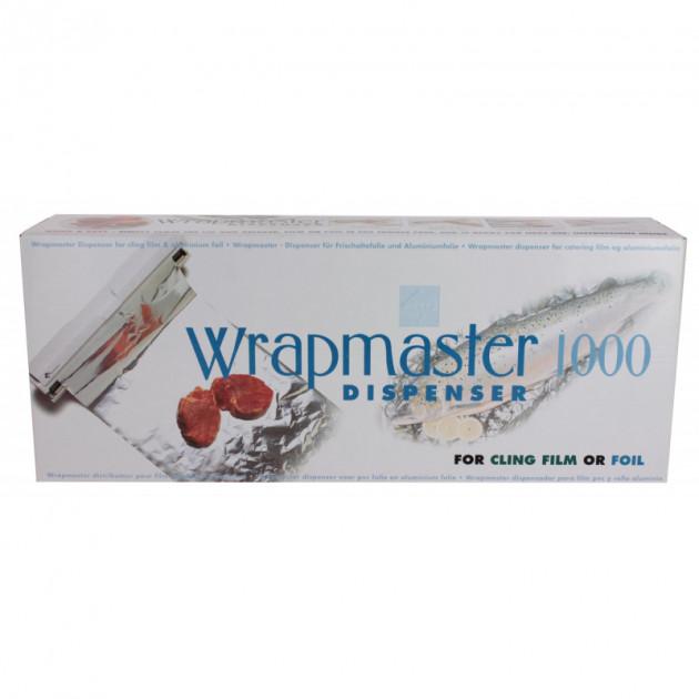 Conditionnement Devidoir Cuisine Wrapmaster 1000 Film alimentaire & Alu 2