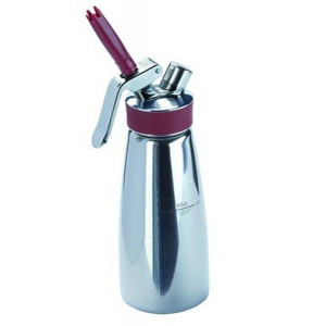 Siphon Gourmet Whip + 50 cl Isi