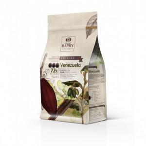 Chocolat noir origine Venezuela 72% 1 kg