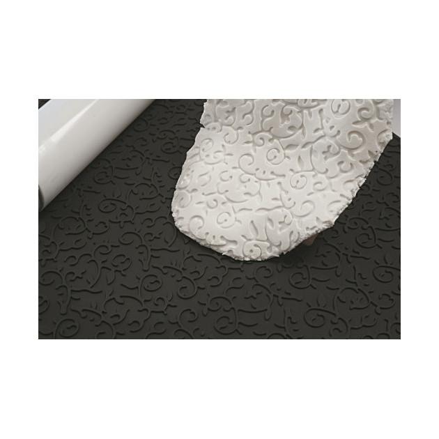 tapis silicone arabesque