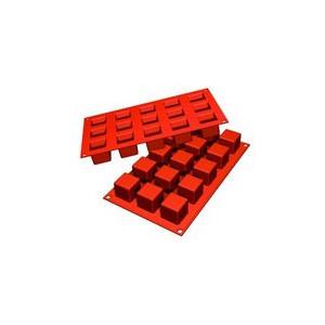 Moule mini cubes professionnel en silicone