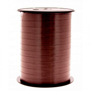 Bolduc Poly Marron 7mm (500m) Matfer