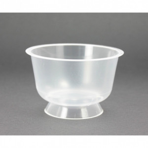 Coupe Dessert plastique 20cl (x25)
