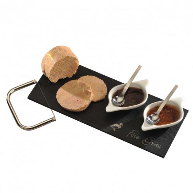 Service a Foie Gras 6 pieces Lebrun