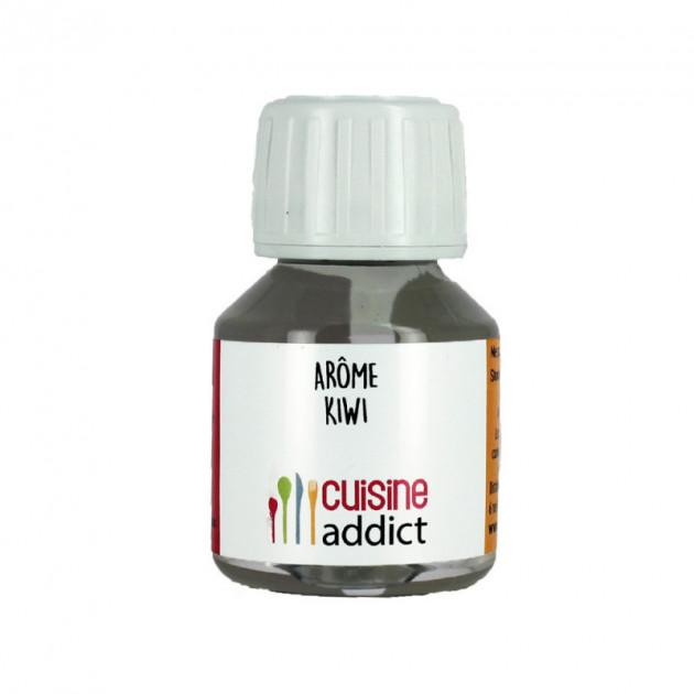 Arôme Alimentaire Kiwi 58 ml Cuisineaddict