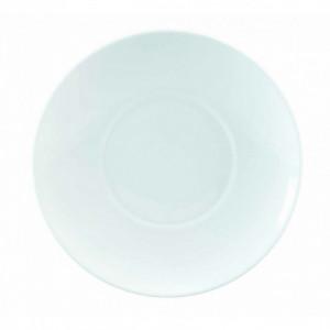 FIN DE SERIE Assiette Plate GALICE 21cm en porcelaine