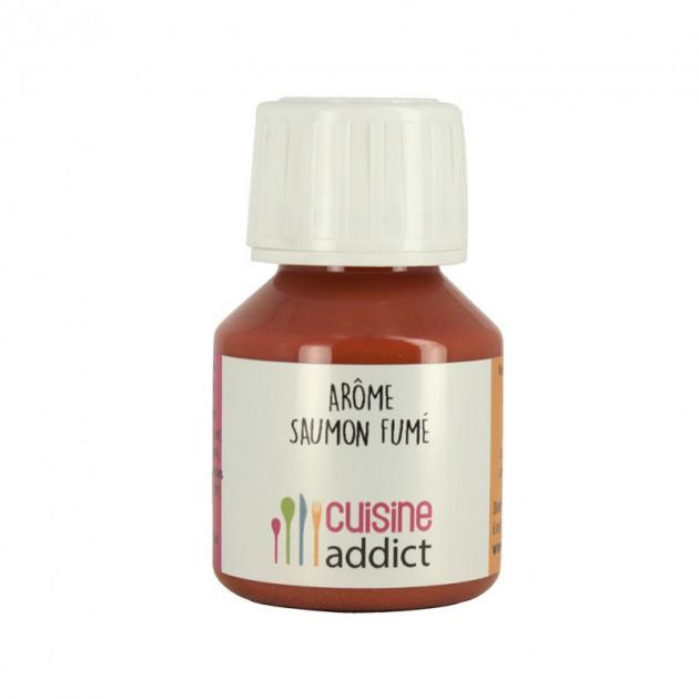 Arôme alimentaire Saumon Fume 58 ml Cuisineaddict