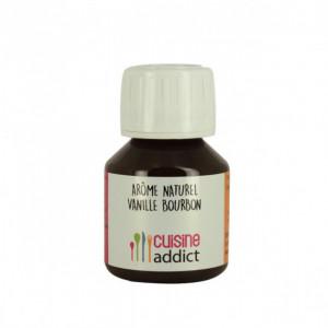 Arôme Alimentaire Naturel Vanille Bourbon 400 g 58 ml Cuisineaddict