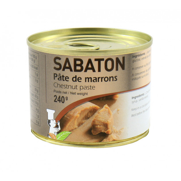 Pate de Marron 240 g