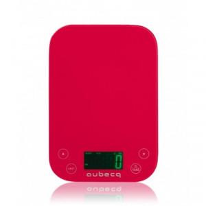 Balance de cuisine Aubecq Rouge 5kg/1g