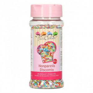 Mélange Mini-billes Disco 80 g Funcakes