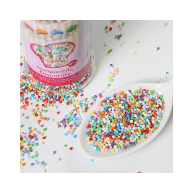 Cuillere de Mini-billes Disco Funcakes