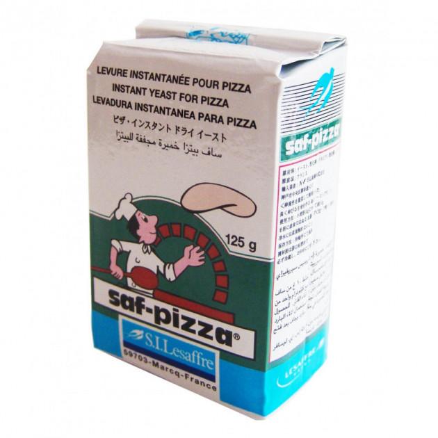 Levure instantanee pour Pizza Saf-Pizza 125 g