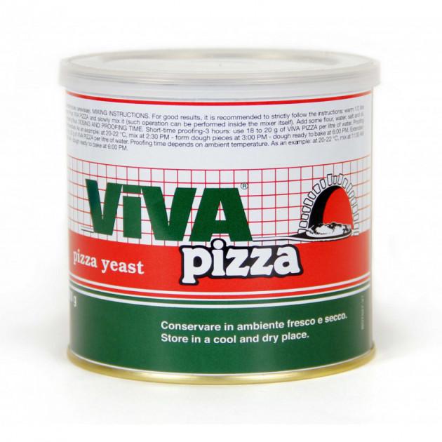 Levure seche a Pizzas Viva Pizza 500 g