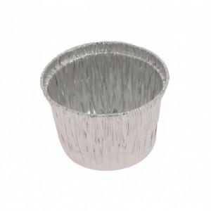 Godet Aluminium GO 105 (105 cm3) - (x100)