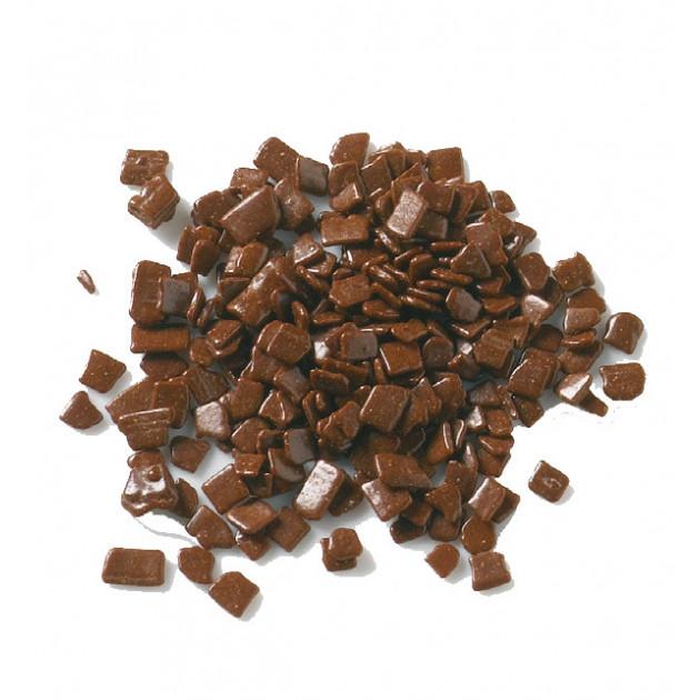 Pailletes fins chocolat 1 kg Barry