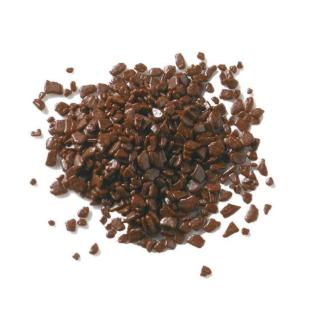 Pailletes super-fins chocolat 1 kg Barry