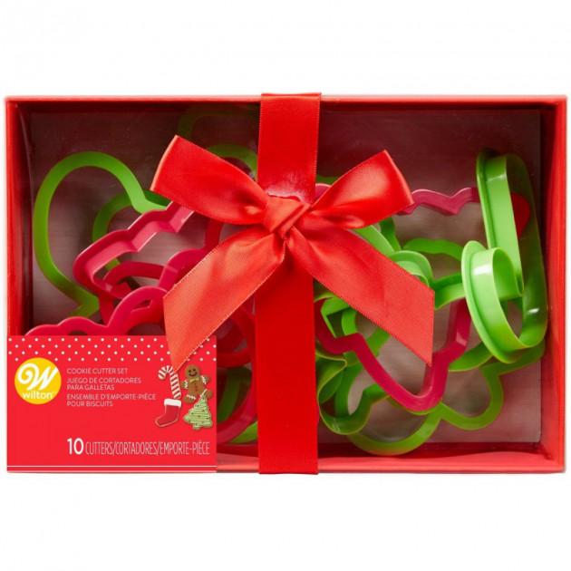 Boîte cadeau avec emporte piece Wilton