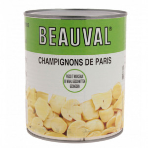 Champignons de Paris Beauval 4/4