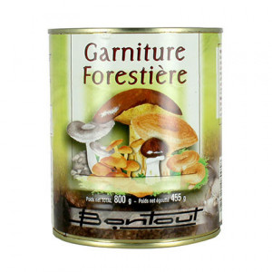 Garniture Forestière 4/4 800g Bontout