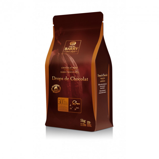 Drops Chocolat 50% 5 kg Barry