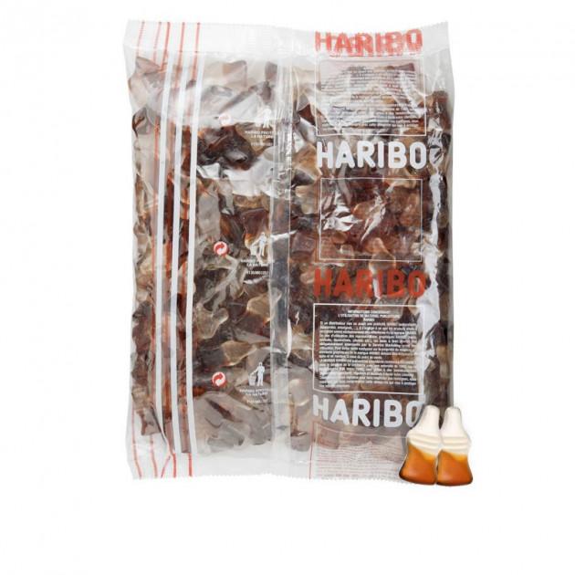 Happy Cola Haribo - Sachet Bonbon Vrac 2 Kg