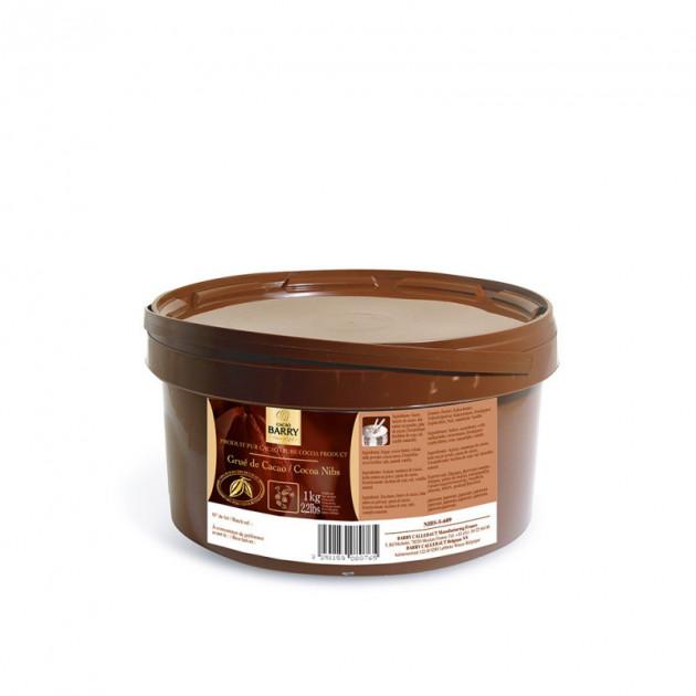 Grue de cacao 1 kg Barry