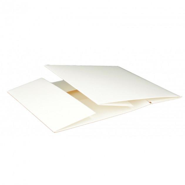 boîte patissiere blanche carree