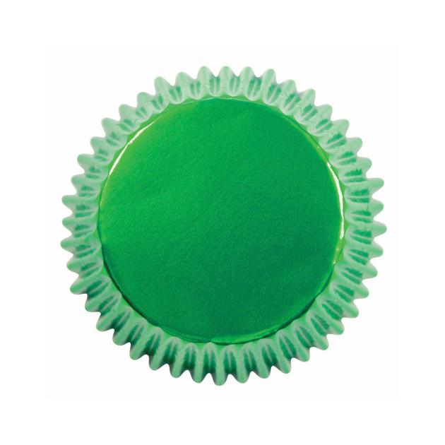 Caissettes - Vert metallique (x30)