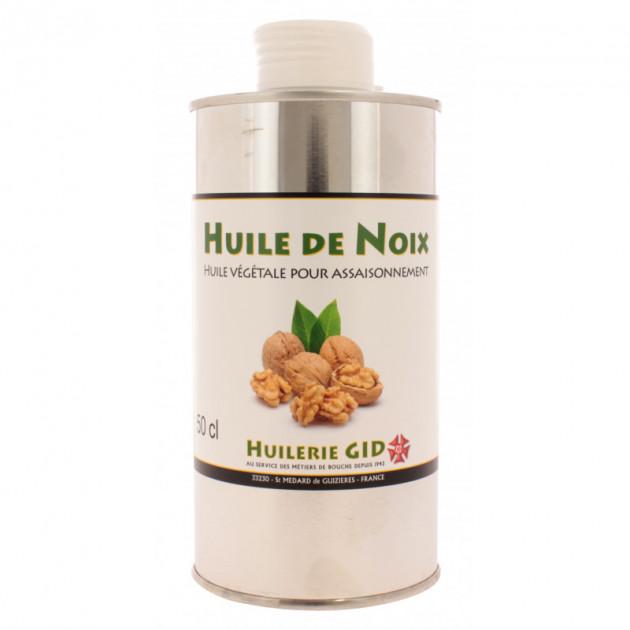 Huile de Noix 500 ml - Gastronomique