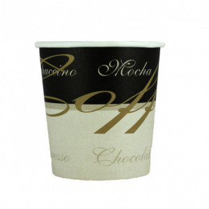 Gobelet café Carton 10cl (x100)