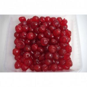 Cerises Bigarreaux confites rouges 1kg