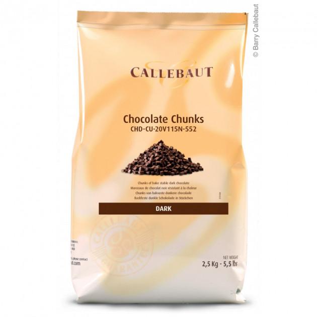 Chocolat Noir Chunks