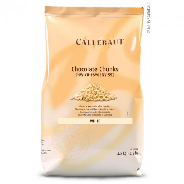 Chocolat Blanc Chunks