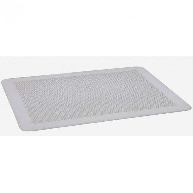 Plaque de cuisson plate perforee 53 x 32.5 cm De Buyer