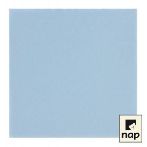 Serviette Celisoft Bleu Azur 40x40 (x50)