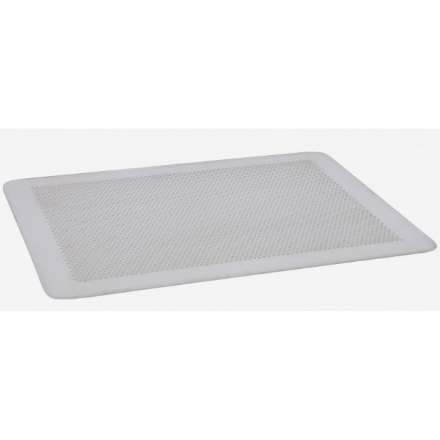 Plaque de cuisson plate perforee 60 x 40 cm De Buyer