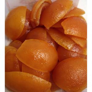 Quartiers d'oranges confites 1kg